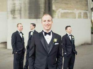 memilih jas pengantin